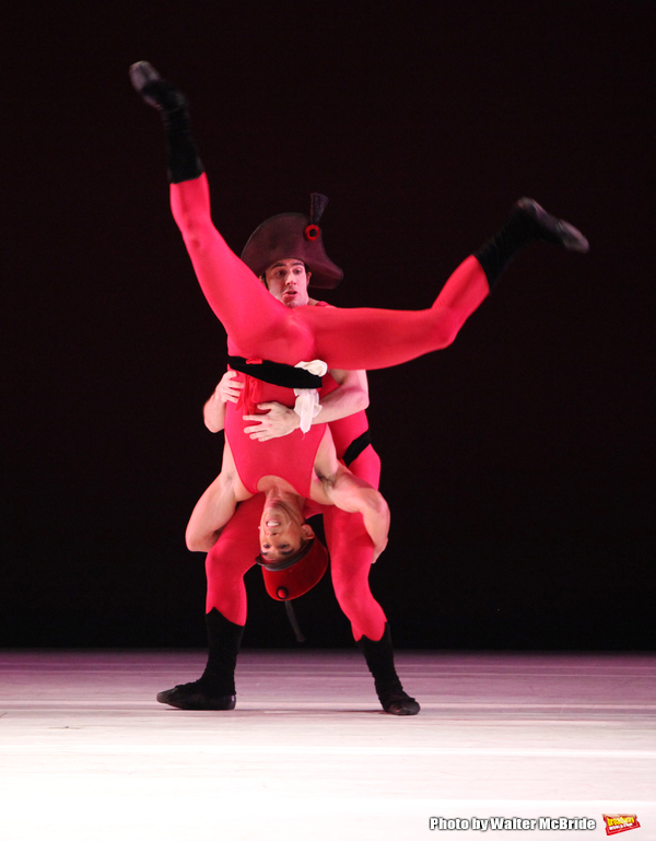 Paul Taylor Dance Company performs at The 58th Annual Capezio Dance Award honoring Ar Photo