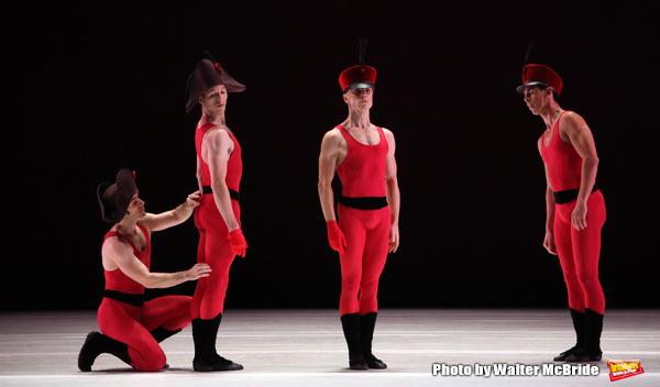 Photo Flash: Remembering Choreographer Paul Taylor