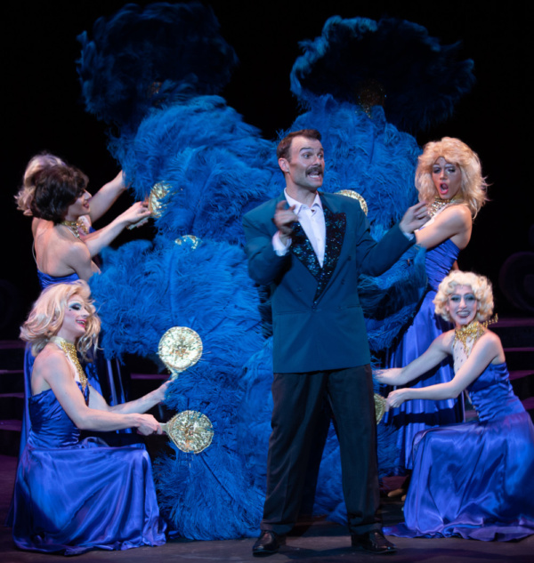 Photo Flash: First Look at Stage Door Theatre's LA CAGE AUX FOLLES