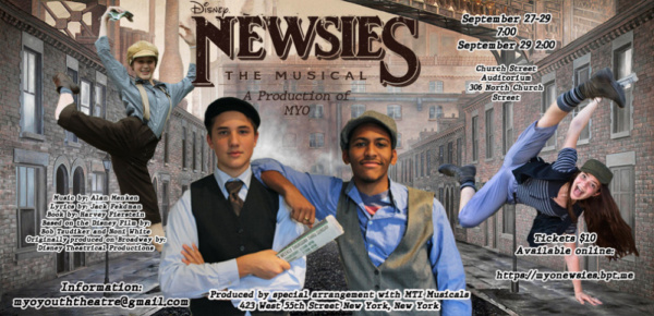 Photo Flash: 'The World Will Know' These NEWSIES at MYO Youth Theatre