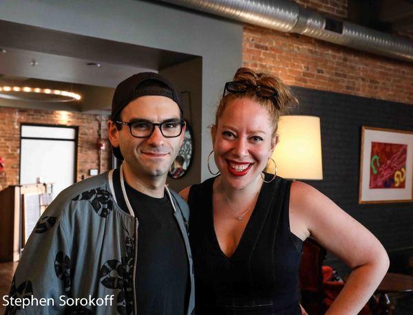 Joe Iconis & Jennifer Ashley Tepper