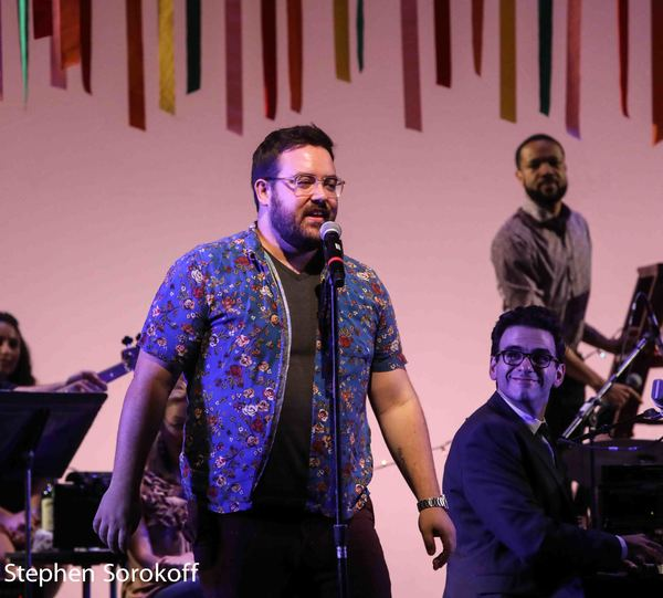 Photo Coverage: Joe Iconis, BE MORE CHILL & Friends Take Over The Main Stage at Barrington