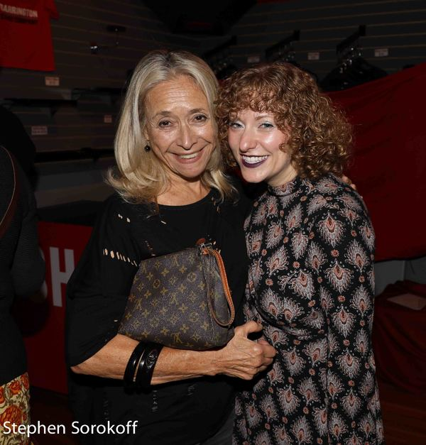 Eda Sorokoff & Rebecca Weiss