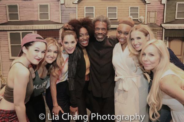 Noa Solorio, Lindsey Brett Carothers, Kelli Barrett, Jasmin Richardson, Andre De Shie Photo