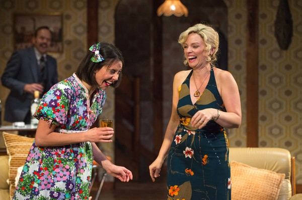 Photo Flash: First Look at ABIGAIL'S PARTY at Queen's Theatre Hornchurch