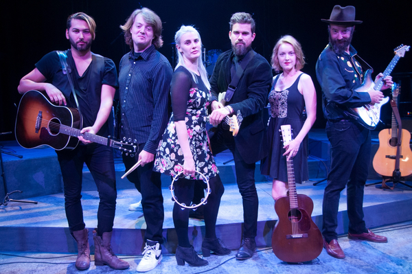 Photo Flash: Rubicon Theatre Presents the World Premiere of  I DIG ROCK & ROLL MUSIC