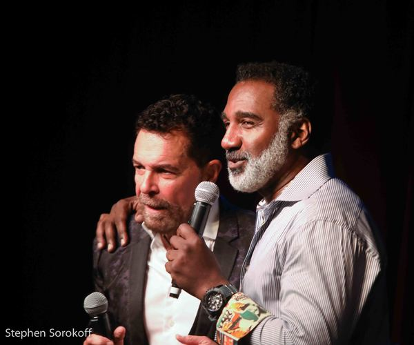 Clint Holmes & Norm Lewis