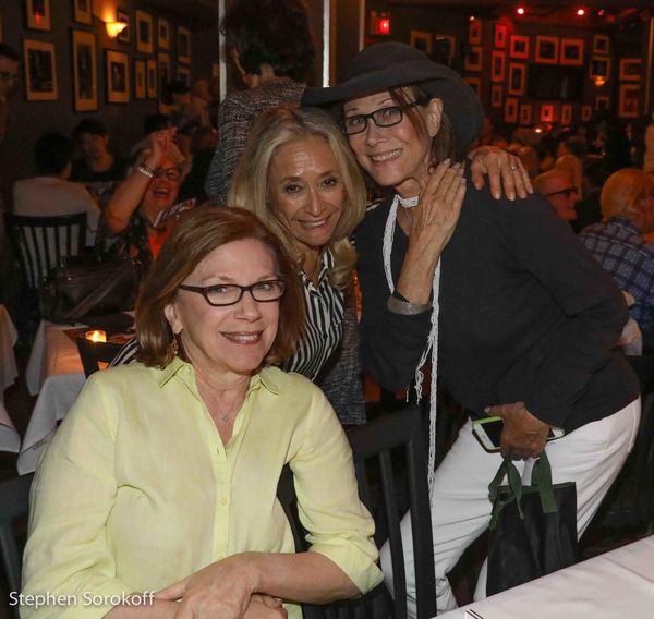 Julianne Boyd, Eda Sorokoff, Michele Lee Photo