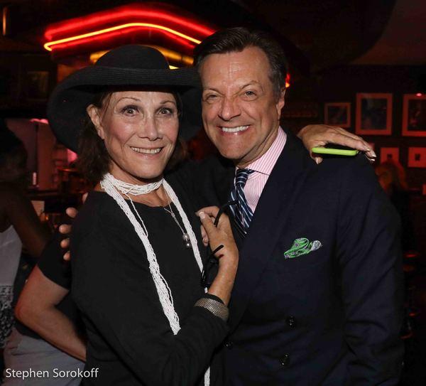 Michele Lee & Jim Caruso