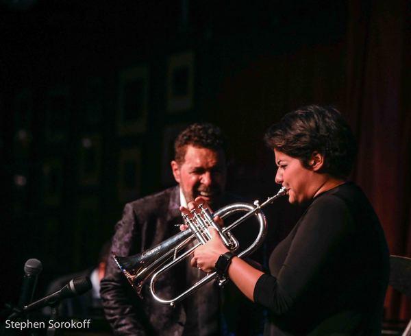 Clint Holmes & Linda Briceno