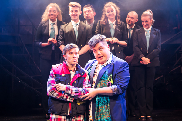 Photo Flash: Get a First Look at EUGENIUS! at The Other Palace
