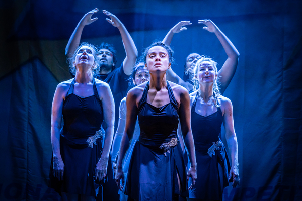 Photo Flash: First Look at DANCE NATION at the Almeida Theatre