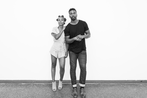 Photo Flash: In Rehearsal with the Atlantic's FIREFLIES