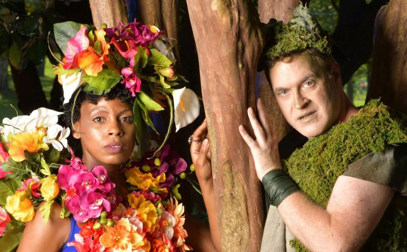 BWW Review: Nashville Shakespeare Festival's Magical MIDSUMMER Heralds a 30th Anniversary