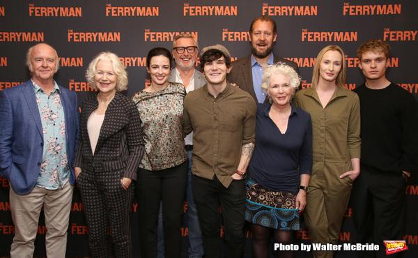 BWW Flashback: THE FERRYMAN Takes Final Broadway Bow