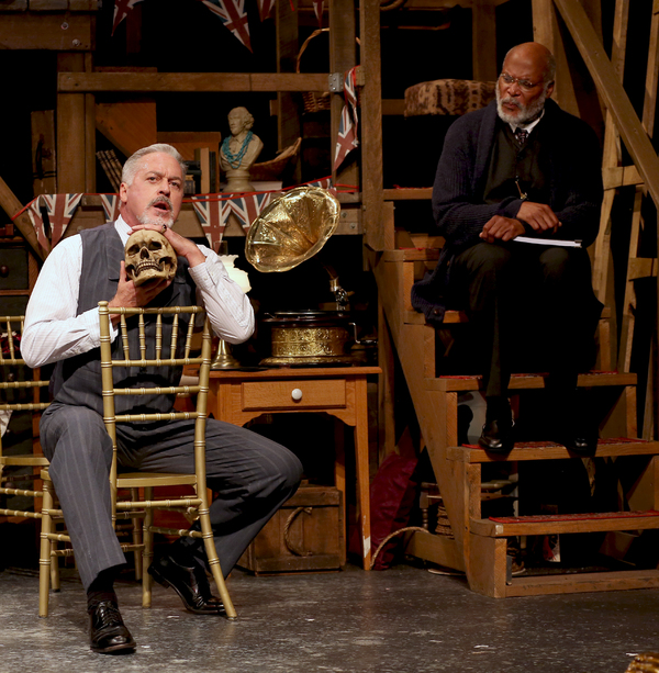 Photo Flash: First Look at Karen Ziemba, Alison Fraser and More in HEARTBREAK HOUSE