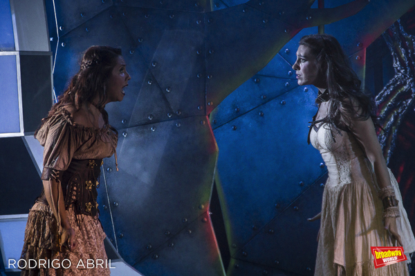 Lorena Fidalgo y Mariola Pena Photo