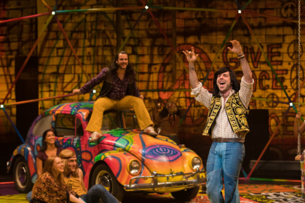 Review Roundup:  Geva Theatres's Production Of HAIR