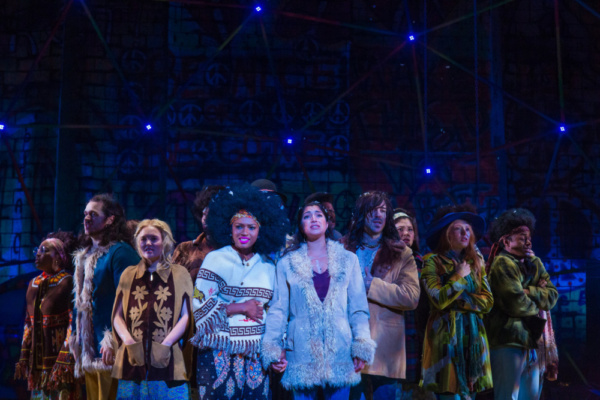 Photo Flash: First Look at Geva's Production Of HAIR