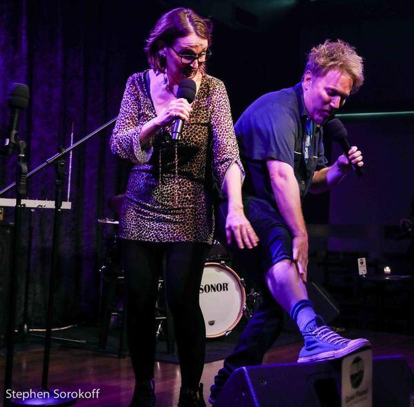 Susie Mosher & Dan Finnerty