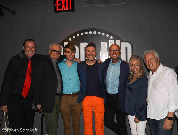 Jon Weber, Preston Ridge, Mark William, Brad Simmons, Richie Ridge, Eda Sorokoff, Stephen Sorokoff