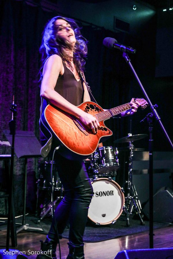 Photo Coverage: Getting Wild at Susie Mosher's Lineup at the Birdland Theater