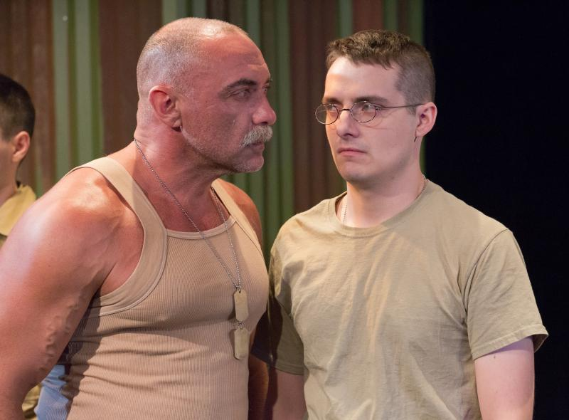 BWW Review: BILOXI BLUES at Act II Playhouse- Nothing Blue about it!