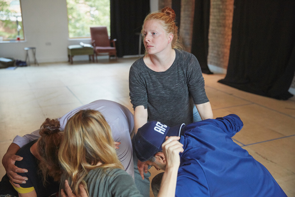 Photo Flash: In Rehearsal with THE OTHER PLACE