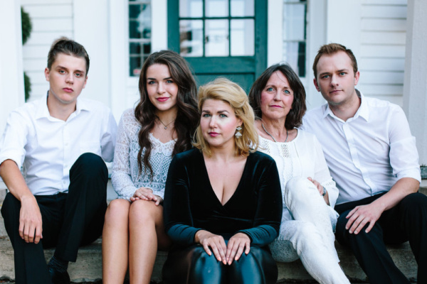 Photo Flash: Meet The Cast Of A LITTLE NIGHT MUSIC At The Encore Musical Theatre Company