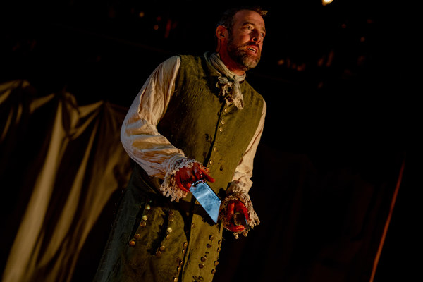 Photo Flash: Inside the Toil and Trouble of Folger's Restoration-Era MACBETH