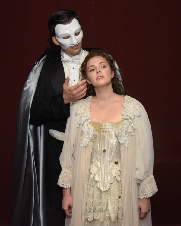Photo Flash: First Look at WBT's PHANTOM