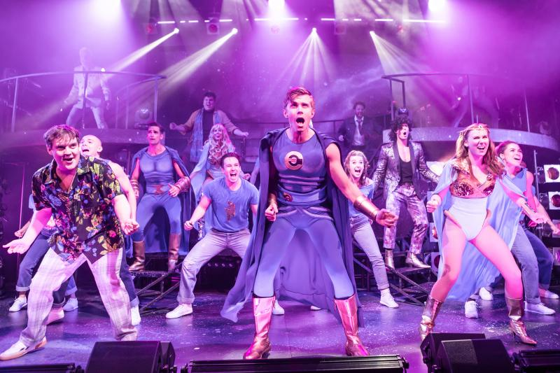 BWW Interview: Rob Houchen Talks EUGENIUS! at The Other Palace