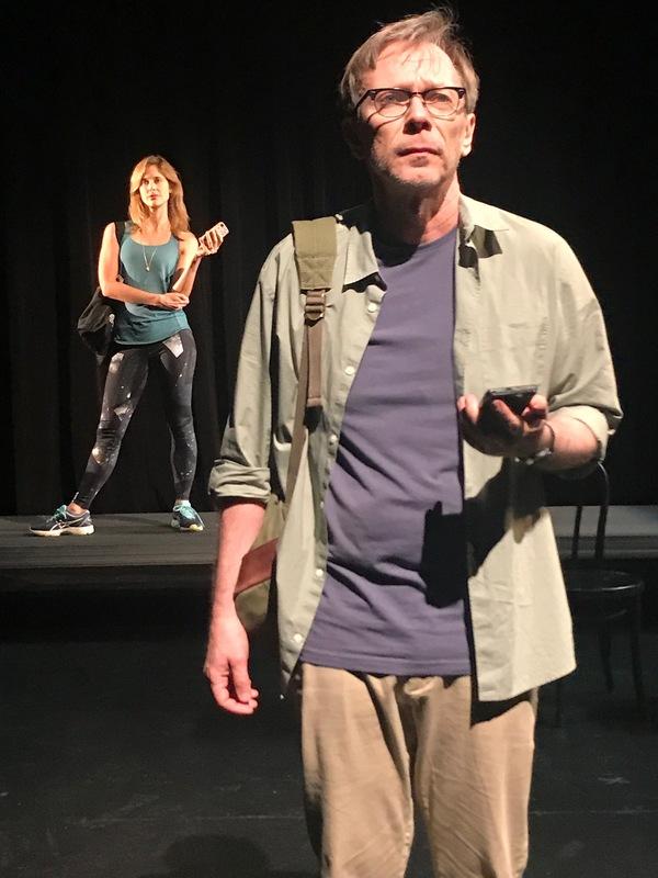 David Dean Bottrell and Elizabeth Inghram Photo