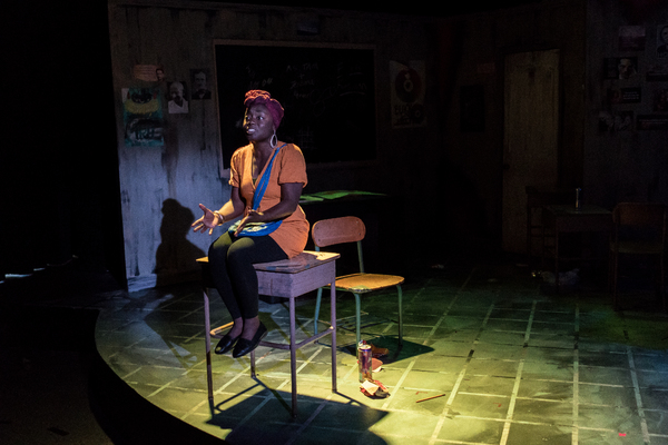 Photo Flash: Definition Theatre Company Opens its 2018-2019 Season with NO CHILD...