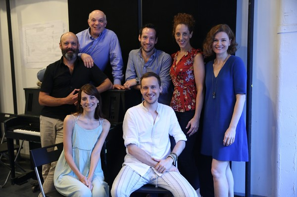 Eddie Korbich, Claire Brownwell, Carlo Bosticco, Logan James Hall, Geoffrey Cantor, J Photo