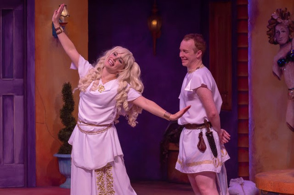 Photo Flash: Cincinnati Shakespeare Company Presents A FUNNY THING HAPPENED ON THE WAY TO THE FORUM
