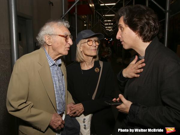 Sheldon Harnick, Margery Harnick and Hershey Felder