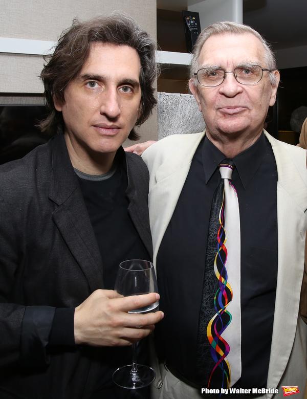 Hershey Felder and Harry Haun  Photo