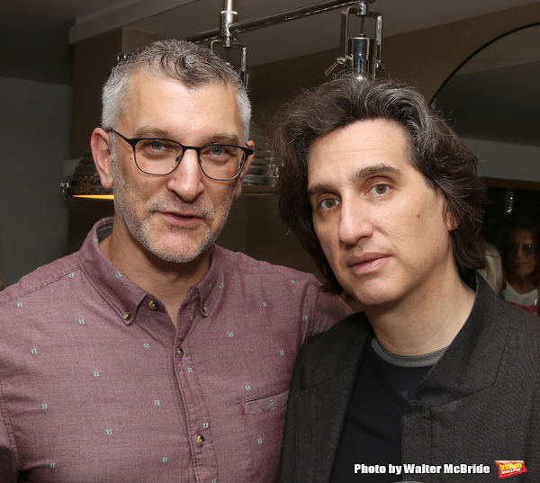 Trevor Hay and Hershey Felder Photo