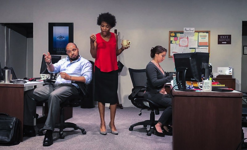 BWW Review: 'ELEPHANT' at THE LIVINGROOM THEATRE A PRODUCTION OF RISING TIDE