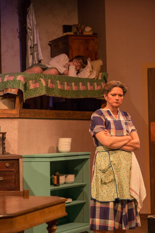 Photo Flash: First Look At Lakewood Playhouse's Production Of Neil Simon's BRIGHTON BEACH MEMOIRS