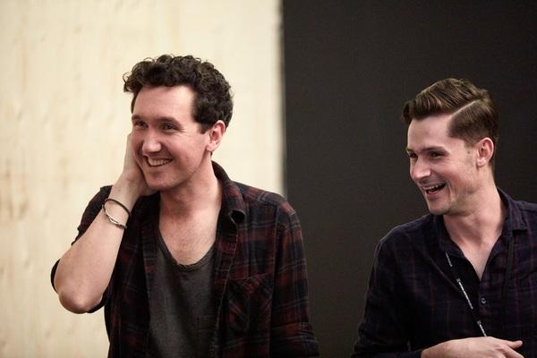 David Morton and Nicholas Paine