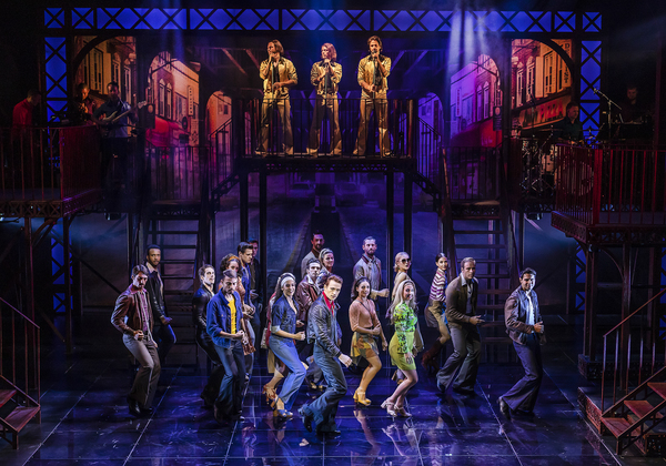 Photo Flash: First Look at the UK Tour of SATURDAY NIGHT FEVER