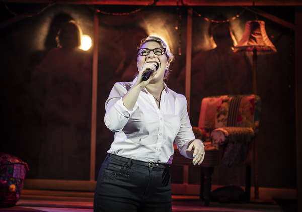 Photo Flash: First Look at the European Premiere of UNEXPECTED JOY at Southwark Playhouse