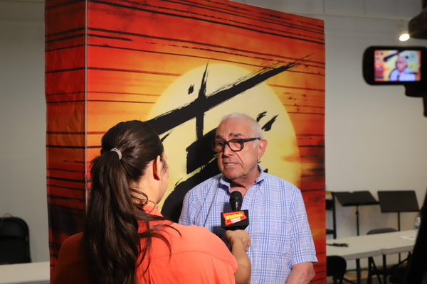 Photo Coverage: The Cast and Creatives of the National Tour of MISS SAIGON Meet the Press