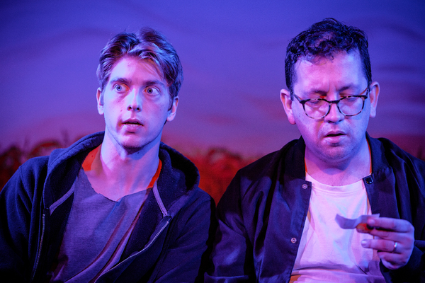 Photo Flash: First Look at Theatre NOVA's THE TOTALITARIANS