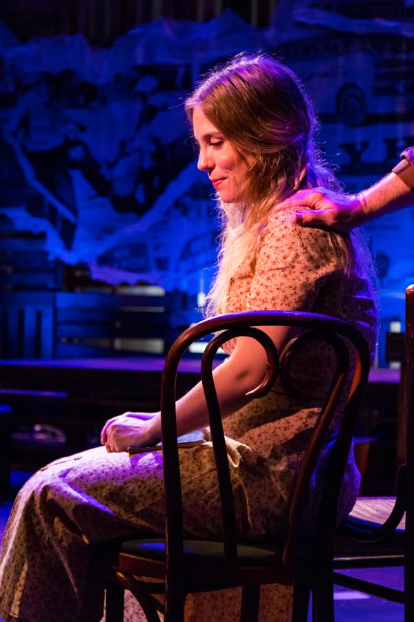 Photo Flash: Queensbury Theatre Presents VIOLET