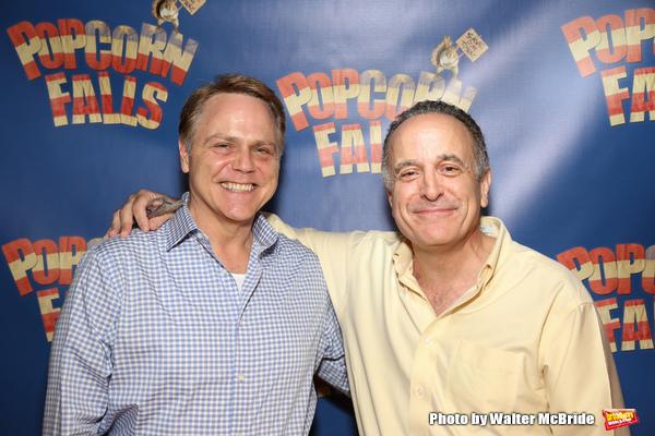 Tom Souhrada and Adam Heller
