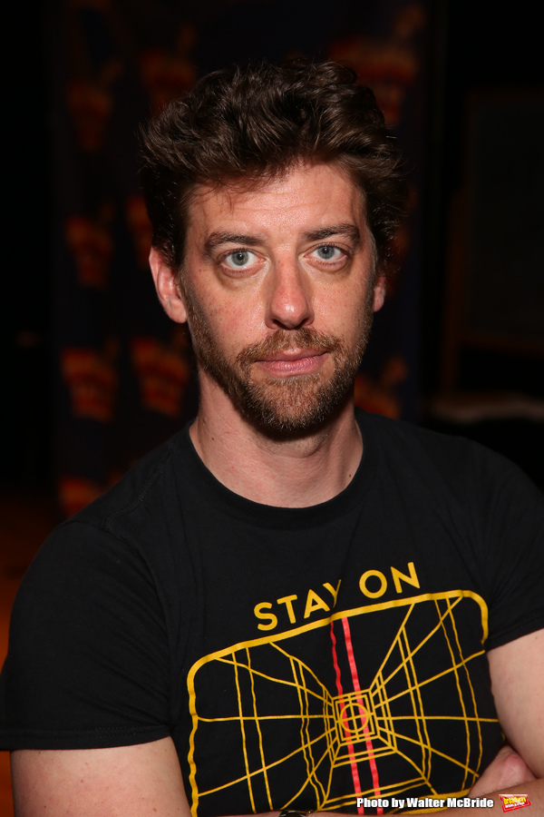 Director Christian Borle Photo Shoot for 'Popcorn Falls' at the Jerry Orbach Theatre  Photo