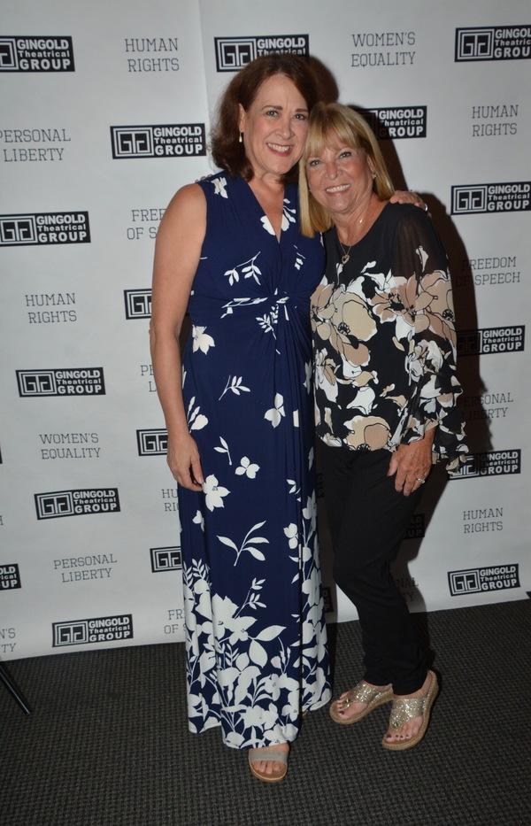 Karen Ziemba and Marylee Martin Terrano